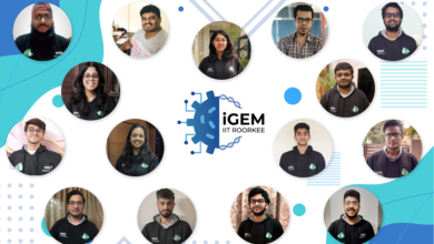 Photo of IIT Roorkee bags award at Global iGEM Competition 2020