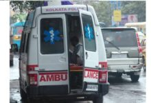 Photo of West Bengal to provide free ambulance service for road accident victims