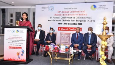 Photo of 18TH DFSI and 6TH ADFS conference held in Chennai