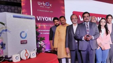 Photo of VIYONA Pharmaceuticals to market Urb.Ox smart sensible oxygen generator