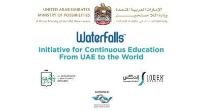 Photo of Apollo Hospitals joins UAE's Waterfalls Initiative