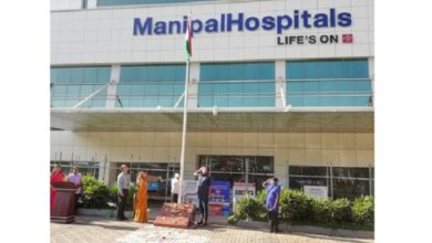 Photo of Manipal Hospitals celebrates Republic Day, recognises true champion