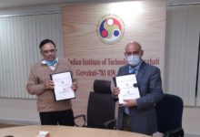 Photo of IIT Guwahati signs MoU with NECHRI Jorabat, Assam