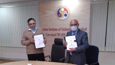 Photo of IIT Guwahati signs MoU with NECHRI Jorabat, Assam