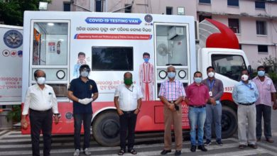 Photo of US-based Odia doctors lend out COVID support