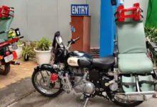 Photo of DRDO hands over motorbike ambulance 'Rakshita' to CRPF