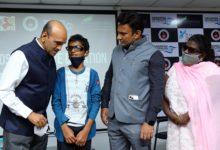 Photo of Karnataka health minister commends Narayana Nethralaya's initiative in eye organ donation
