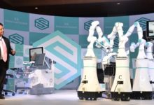 Photo of SSI Mantra surgical robotic system launched in Delhi