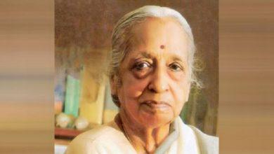 Photo of Cancer care veteran Dr V Shanta passes away