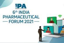 Photo of IPA to organise 6th India Pharmaceutical Forum