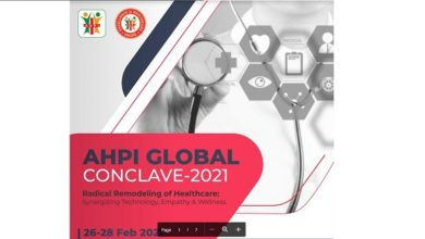 Photo of AHPI to organise Global Conclave 2021 from Feb 26-28