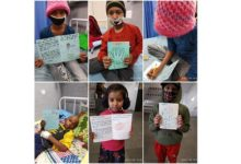 Photo of Children suffering from cancer writes letters to PM on World Cancer Day