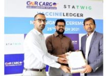 Photo of GMR Hyderabad Air Cargo signs pact with StaTwig