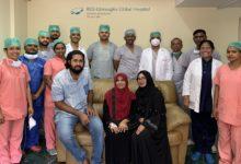 Photo of BGS Gleneagles Global Hospital conductsHeartMate ll LVAD implant