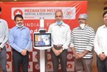 Photo of Meenakshi Mission Hospital introduces telemedicine robots