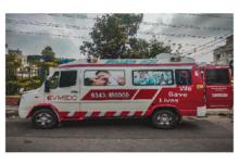 Photo of Jeeva Rakshak Foundation, VMEDO to provide emergency ambulance services