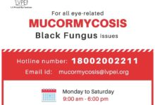 Photo of LV Prasad Eye Institute launches Mucormycosis hotline