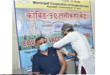 Photo of MCGM starts vaccination drive at World Trade Center Mumbai