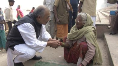 Photo of Yohei Sasakawa urges countries not to overlook leprosy