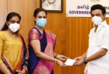 Photo of Billroth Hospitals donates Rs 50 Lakh to TN's Chief Minister's Relief Fund