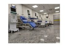 Photo of Rotary Dialysis Centre opens at Grand Port Hospital in Mumbai