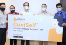 Photo of Maha chief minister unveils Mylab's CoviSelf