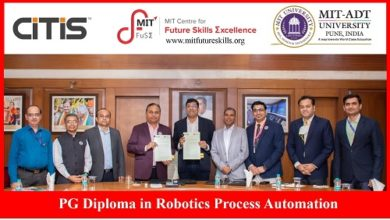 Photo of MIT FuSE introduces PG Diploma in Robotics Process Automation