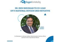 Photo of Dr Indu Bhushan joins OxygenForIndia board