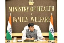 Photo of Union Health Minister joins Stop TB Partnership Board as Chairperson