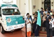 Photo of DoctCo's Swasthya Ghar Tak buses to provide door-to-door treatment in rural UP