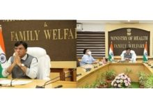 Photo of Union Health Minister inaugurates OPD services at AIIMS Deoghar
