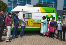 Photo of athenahealth partners with Smile Foundation