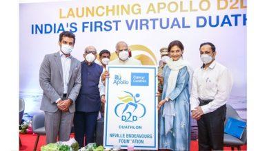 Photo of Apollo Cancer Centres launches virtual duathlon
