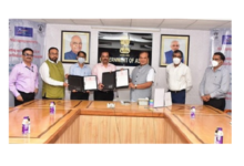 Photo of CIL in MoU with Assam Health Dept