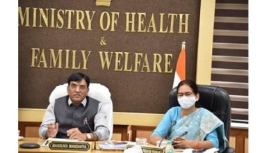 Photo of Union Health Minister releases post covid sequelae modules