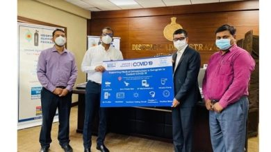 Photo of United Way Delhi ties up with district administration Gurugram for covid fight