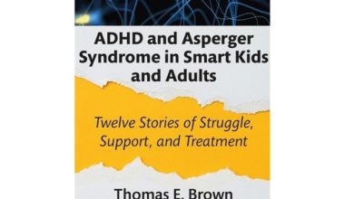 Photo of Dr Thomas E Brown's book delves deep into ADHD in smart kids, adults
