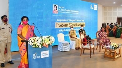 Photo of Apollo Cancer Institute, Hyderabadunveils Varian's TrueBeam radiotherapy system