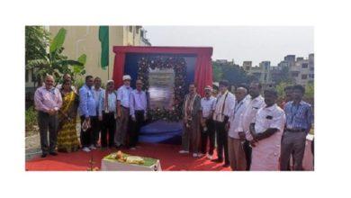 Photo of Dr Mansukh Mandaviya laysfoundation for ICMR School of Public Health in Chennai