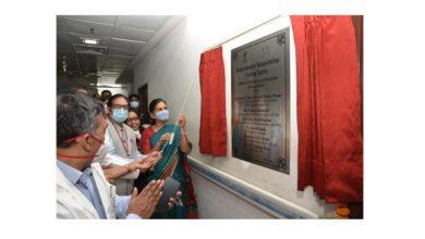 Photo of Dr Bharati Pawar inaugurates resuscitation training centre at Vardhman Mahavir Medical College & Safdarjung Hospital