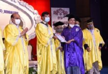 Photo of Union Health Minister presides over 25th Convocation of NIMHANS