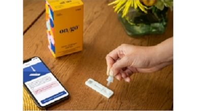 Photo of Intrivo launches FDA-authorised at-home rapid COVID-19 self-test On/Go